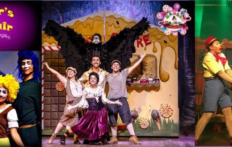 Cia Paulista de Teatro Bilíngue | Teatro em Inglês